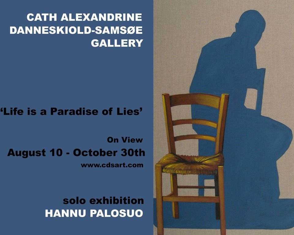 On View August 10 - October 30th www.