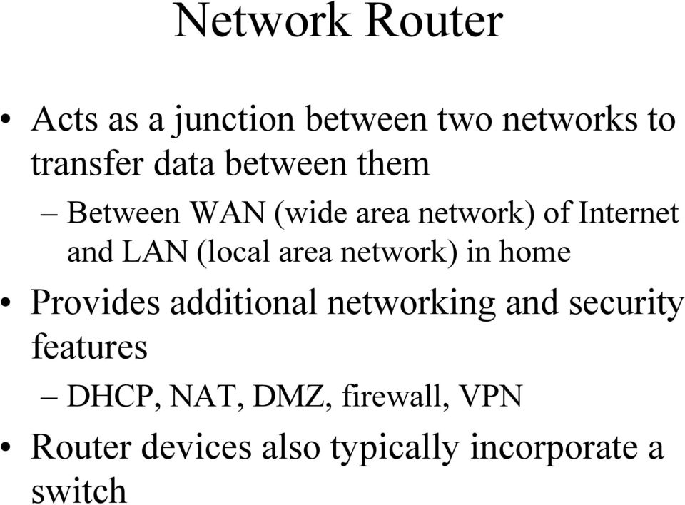 features of local area network pdf