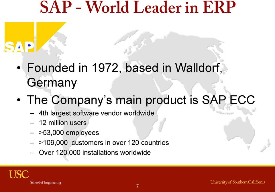 software vendor worldwide 12 million users >53,000 employees