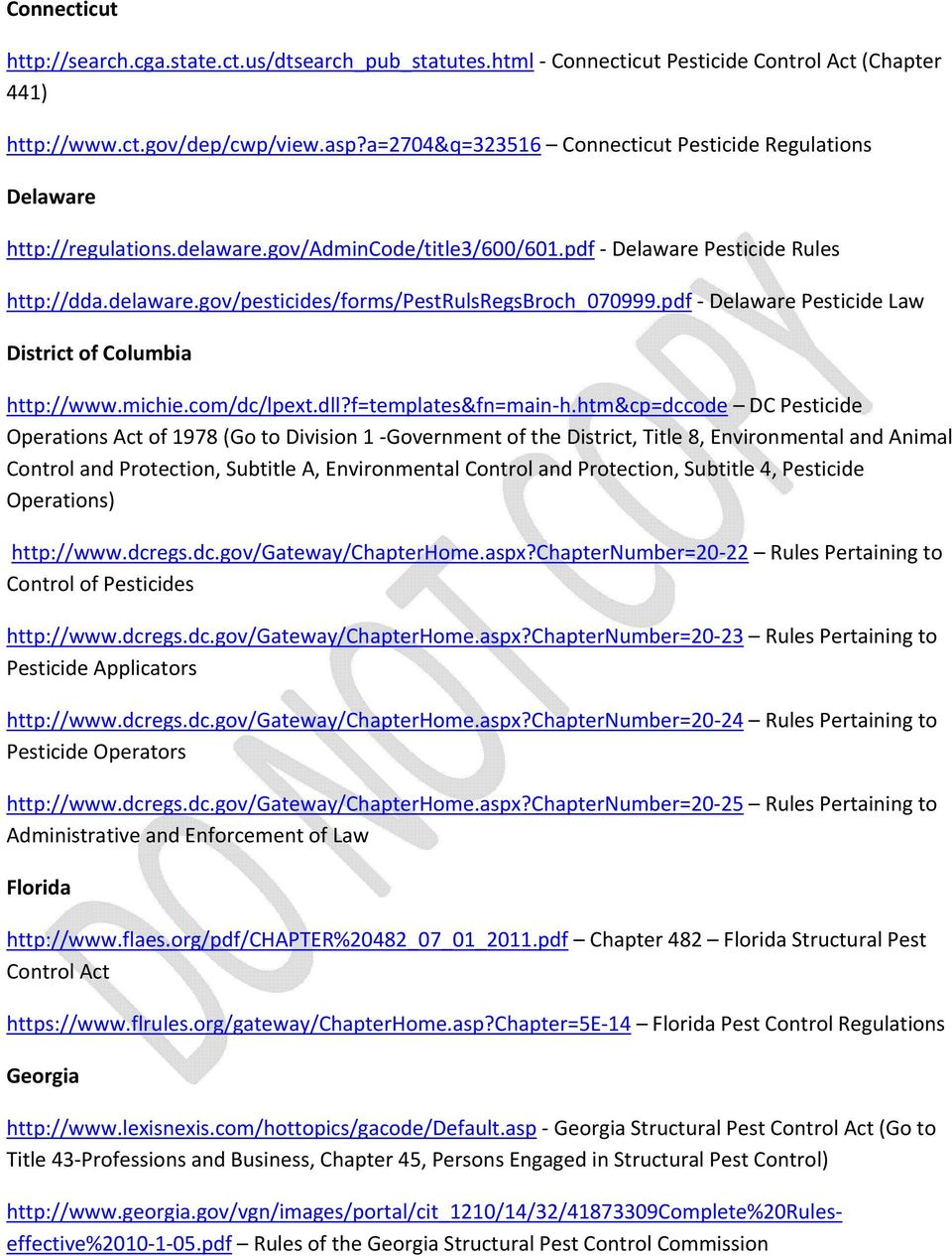 pdf Delaware Pesticide Law District of Columbia http://www.michie.com/dc/lpext.dll?f=templates&fn=main h.