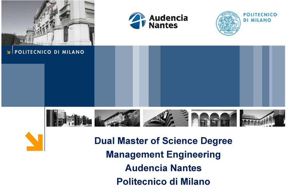 Engineering Audencia