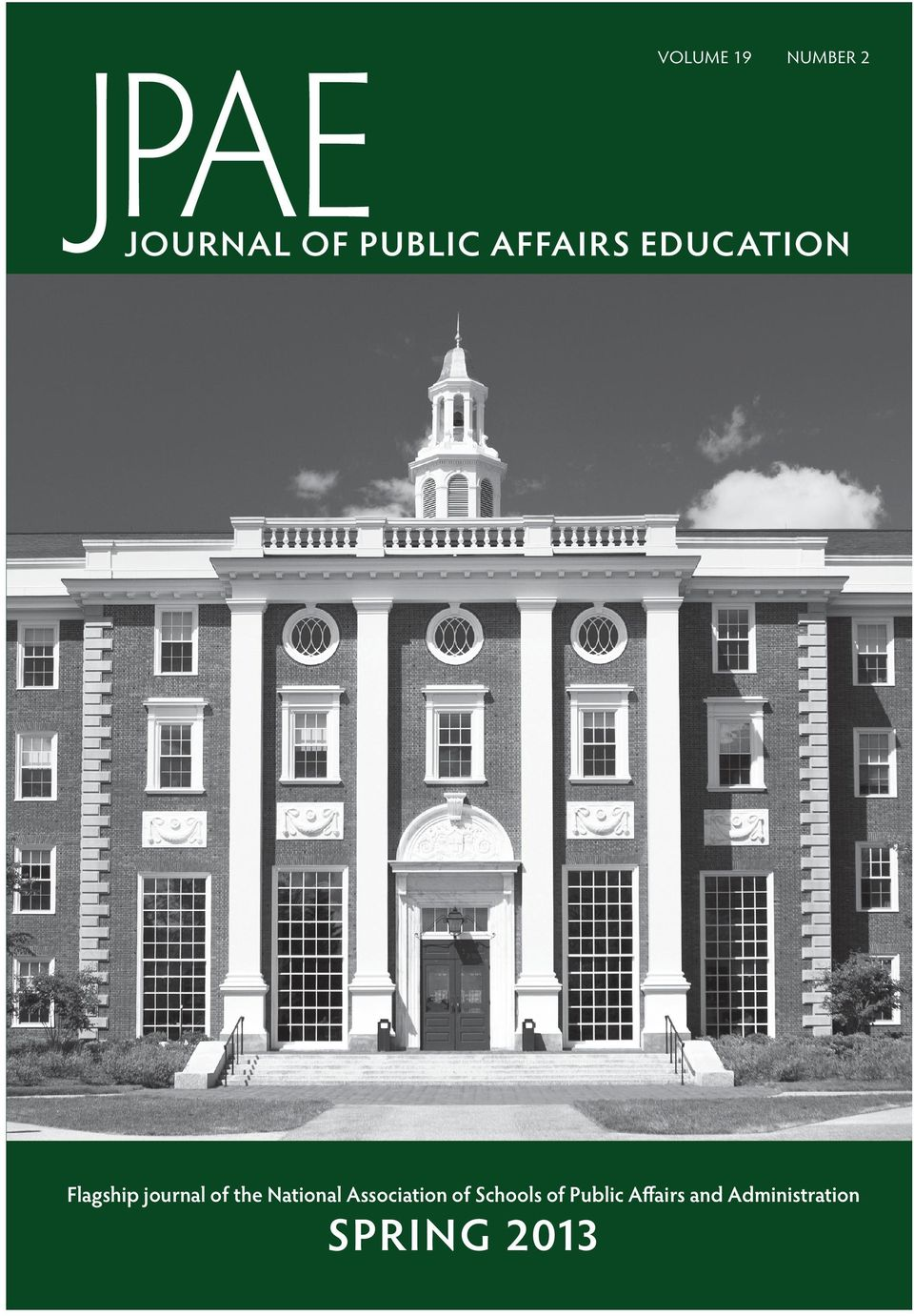 journal of the National Association of