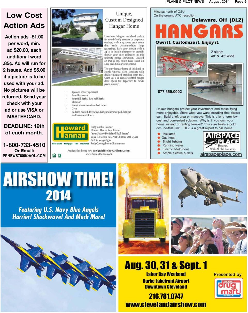 Plane & Pilot News  Keeping You In Touch With The World Of