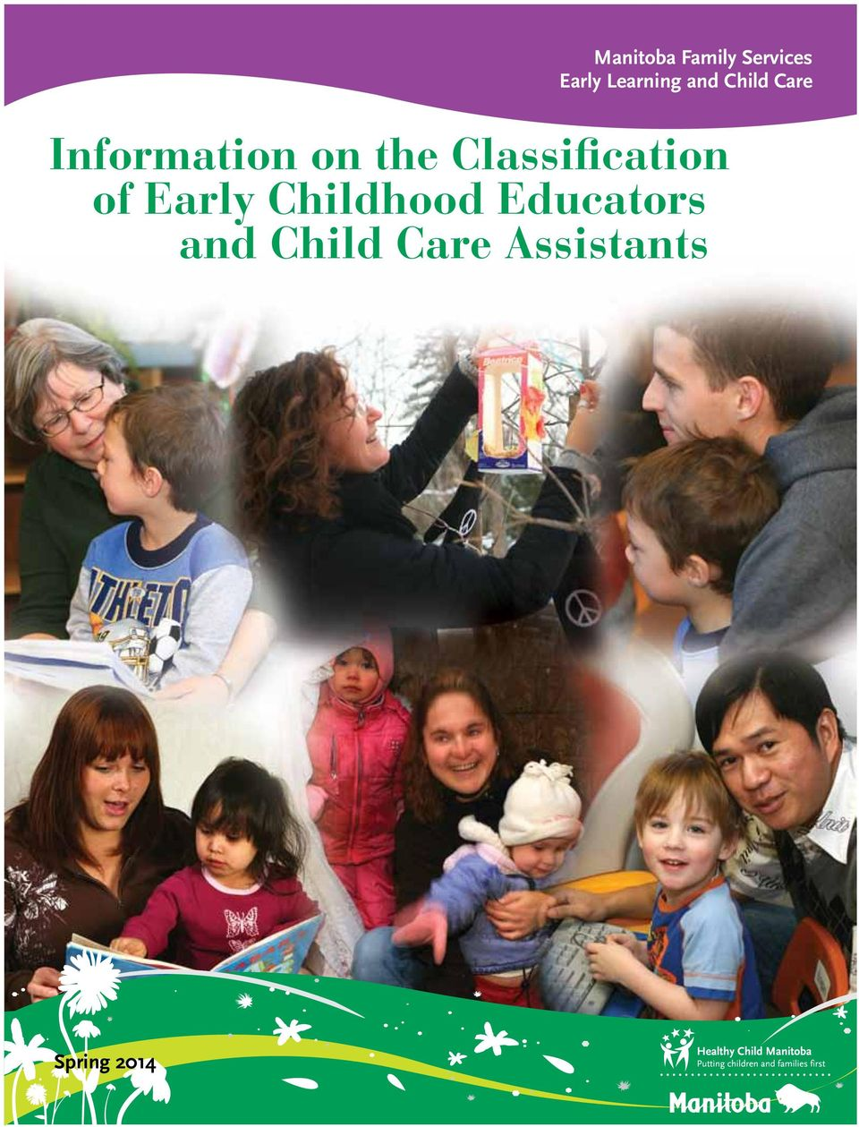 the Classification of Early Childhood