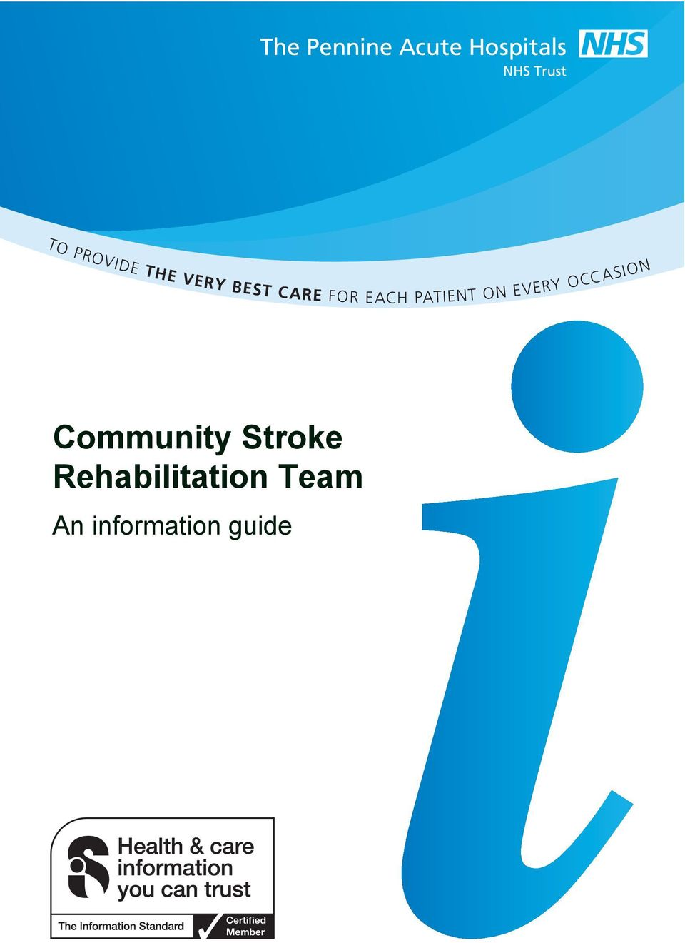 OCCASION Community Stroke