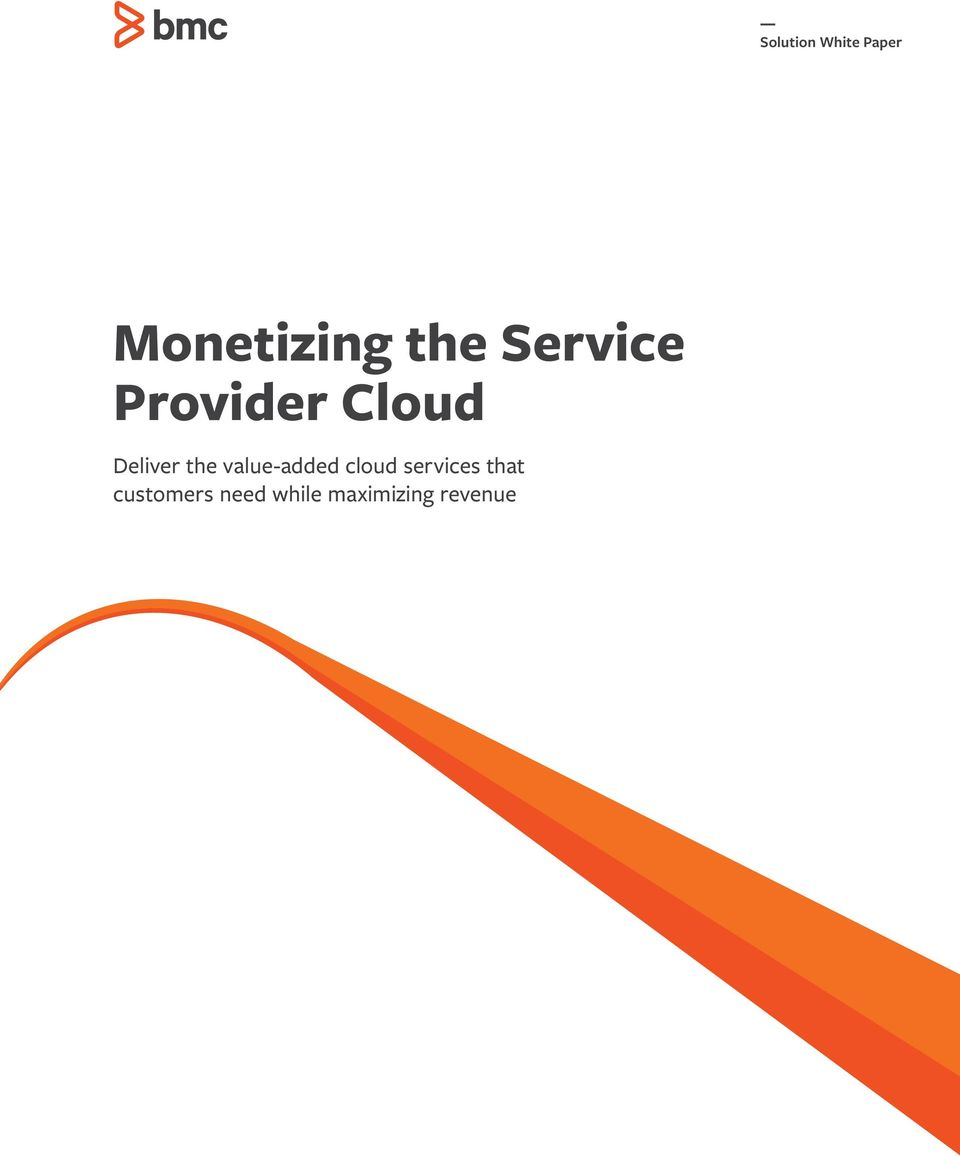 value-added cloud services that