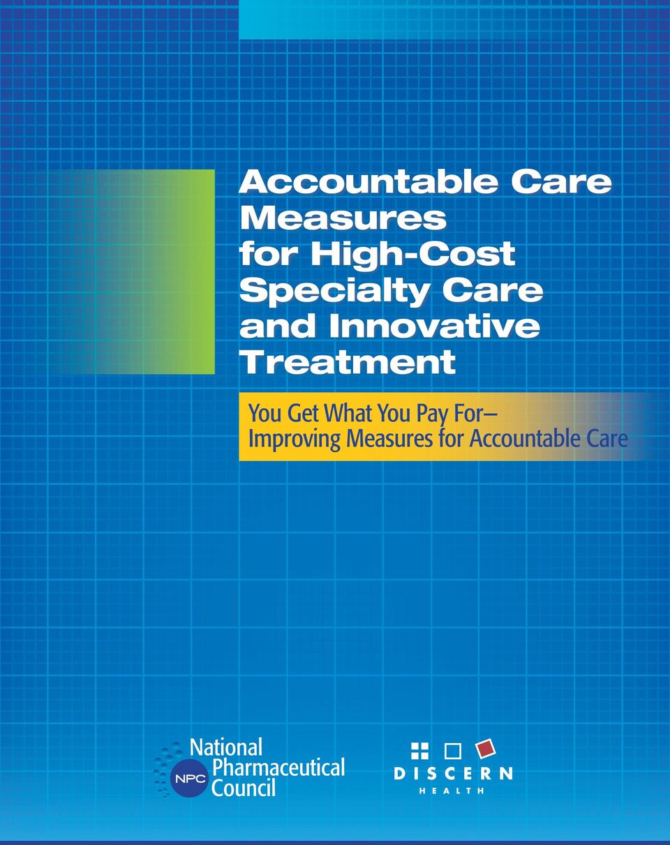 Get What You Pay For Improving Measures for