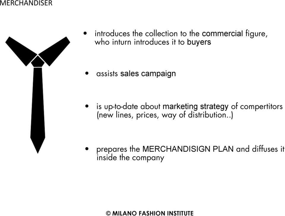 about marketing strategy of compertitors (new lines, prices, way of