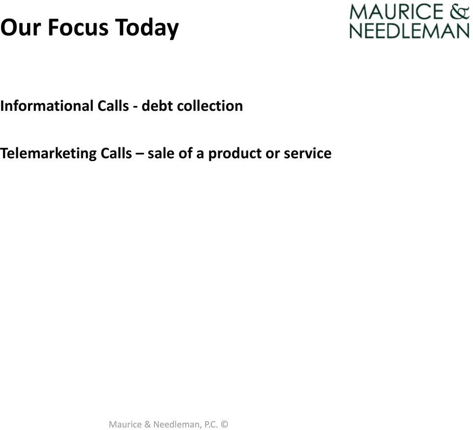 collection Telemarketing