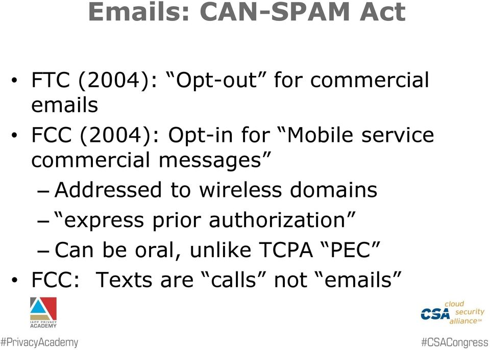 messages Addressed to wireless domains express prior