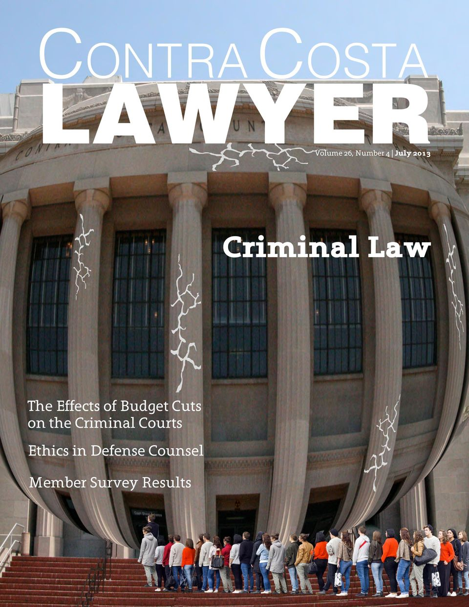 Criminal Courts Ethics in Defense Counsel Member