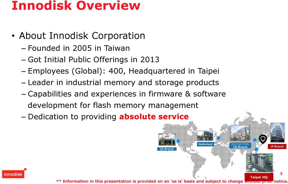 industrial memory and storage products Capabilities and experiences in firmware &