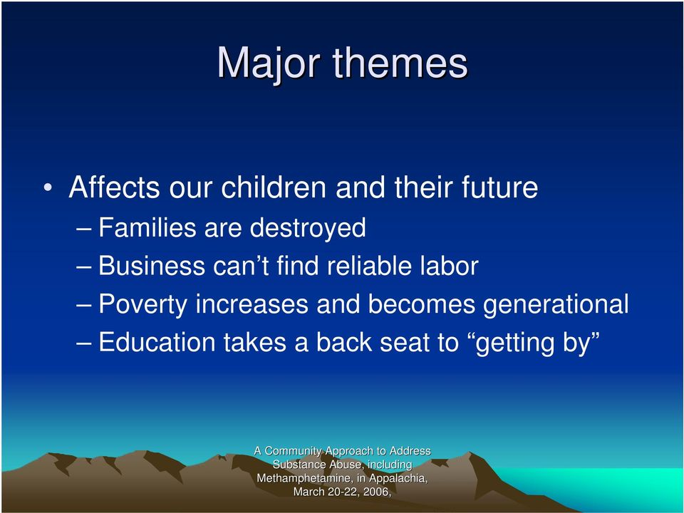find reliable labor Poverty increases and