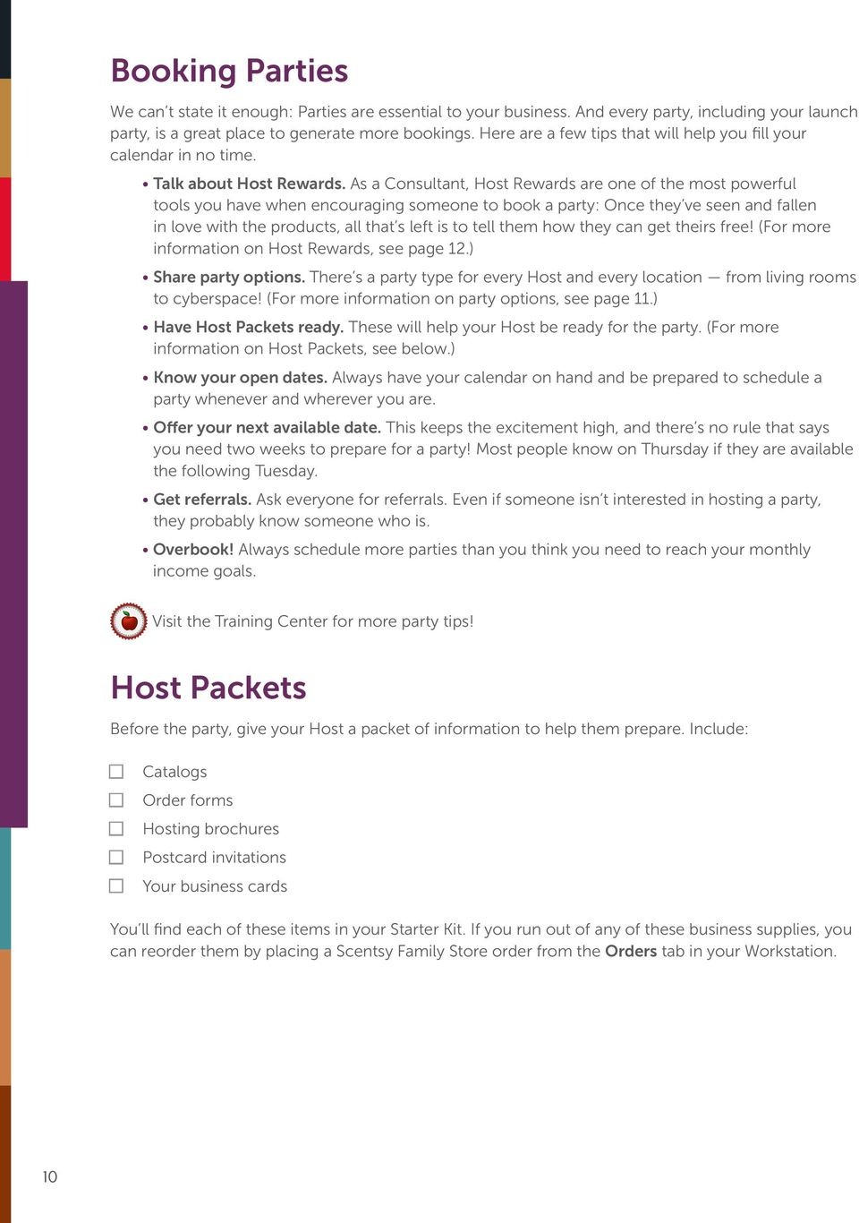 Scentsy Family Consultant Guide Your Journey Starts Here United
