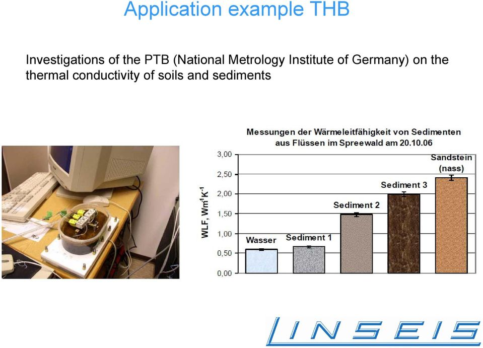 Metrology Institute of Germany) on