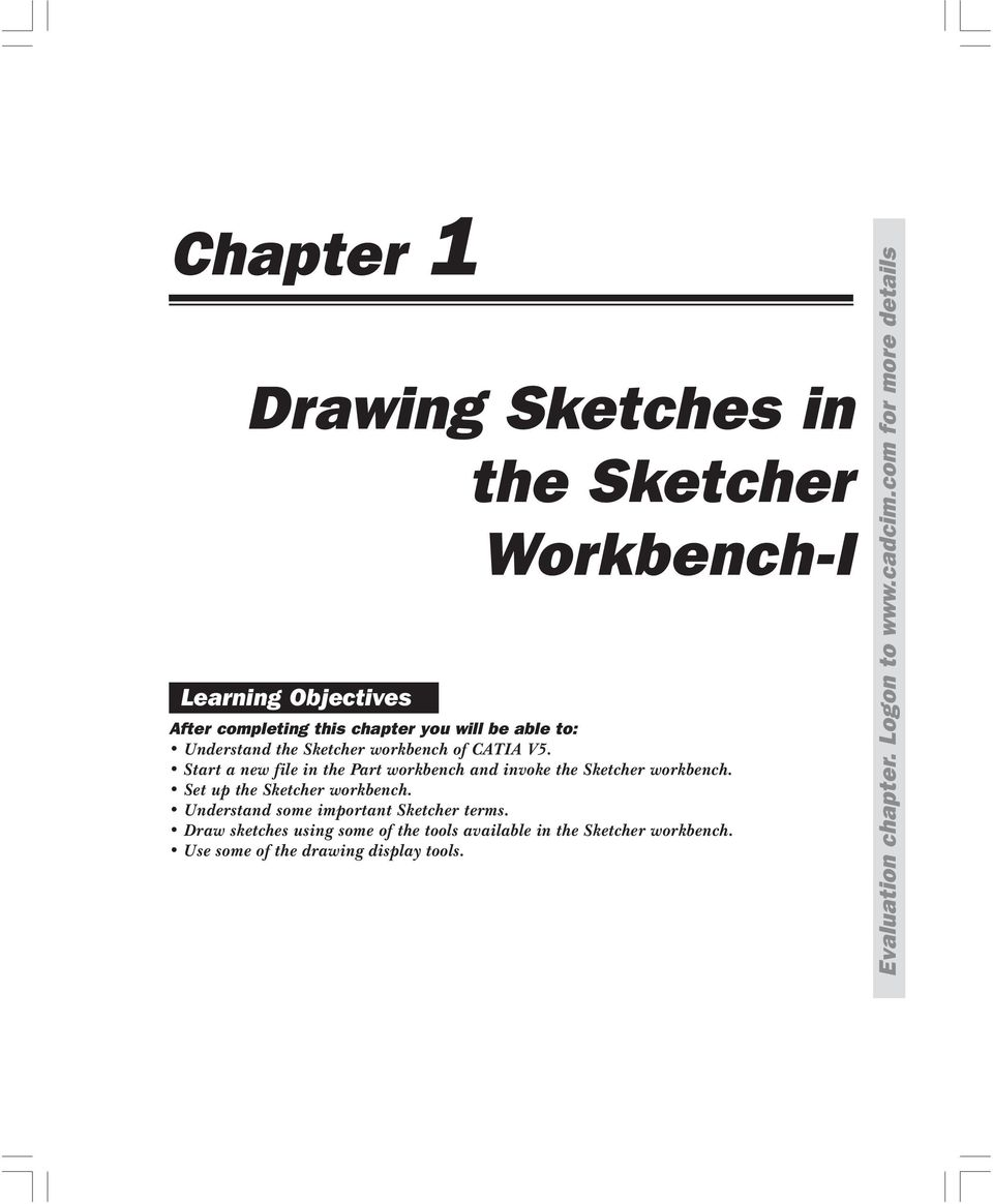 Start a new file in the Part workbench and invoke the Sketcher workbench. Set up the Sketcher workbench.