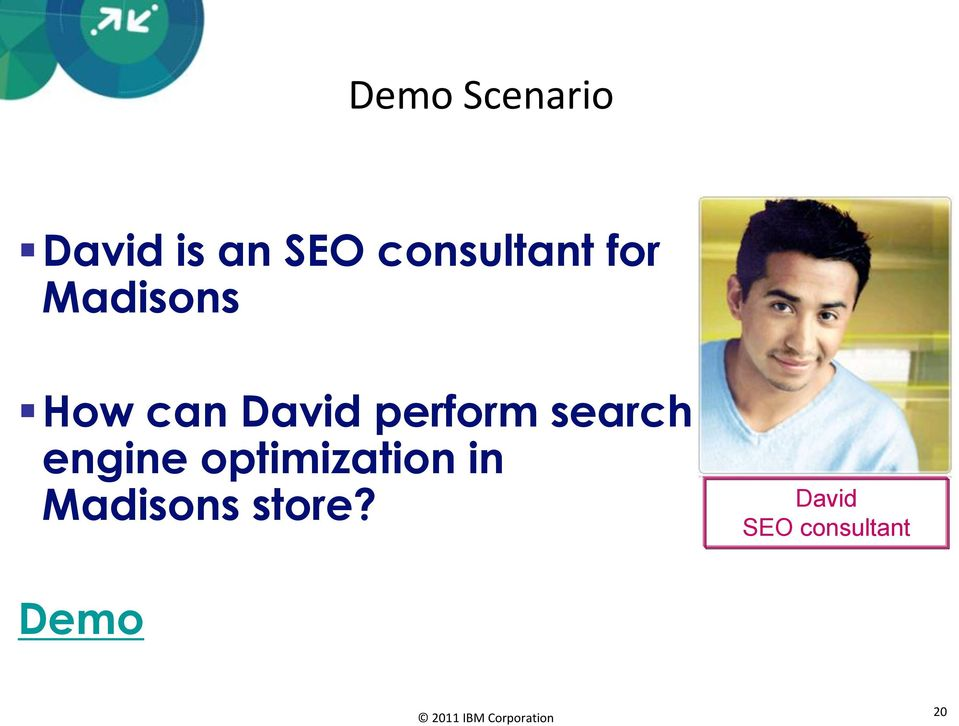 perform search engine optimization in
