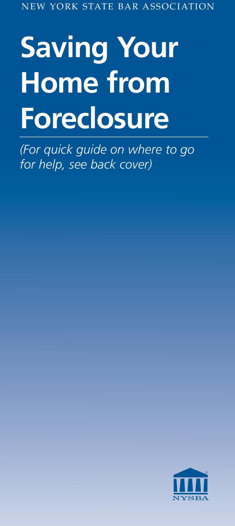guide on where to go for help, see