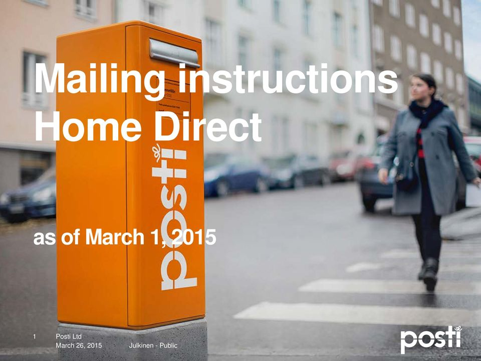 Home Direct as
