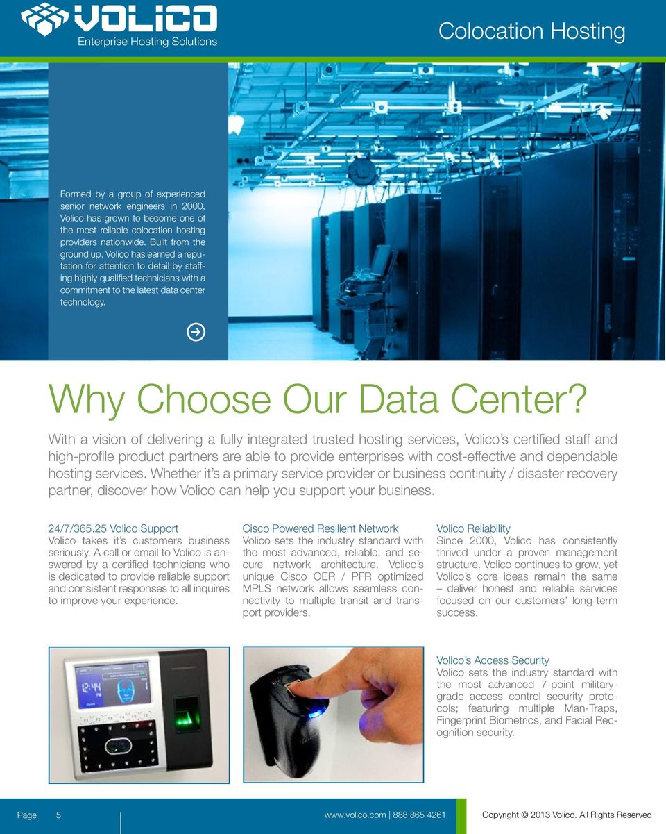 Why Choose Our Data Center?
