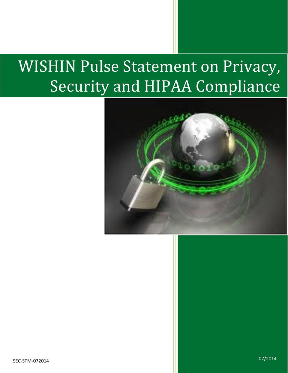 Security and HIPAA