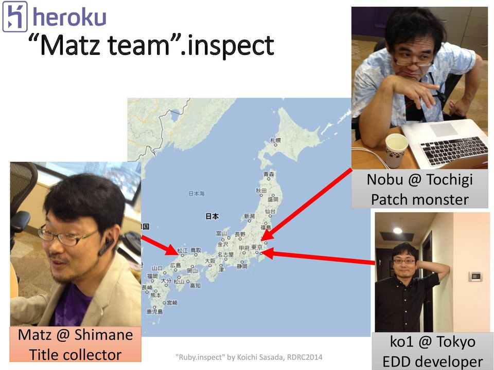 Patch monster Matz @