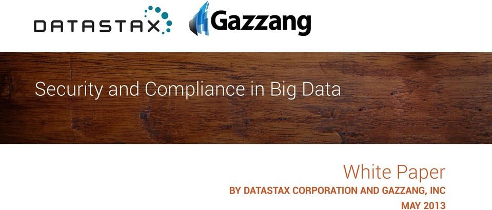 BY DATASTAX CORPORATION