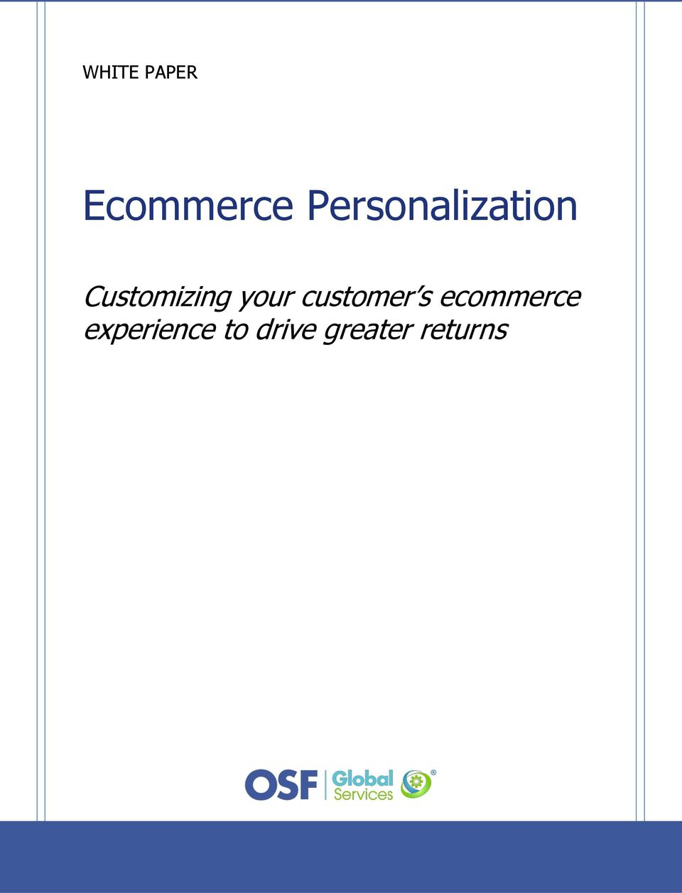your customer s ecommerce
