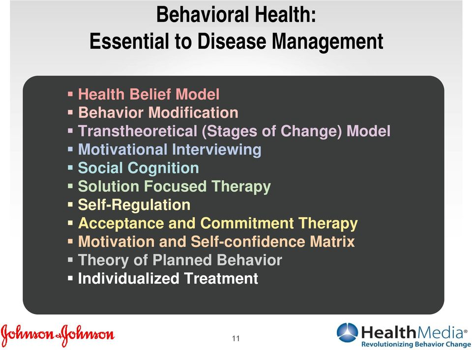 Social Cognition Solution Focused Therapy Self-Regulation Acceptance and Commitment