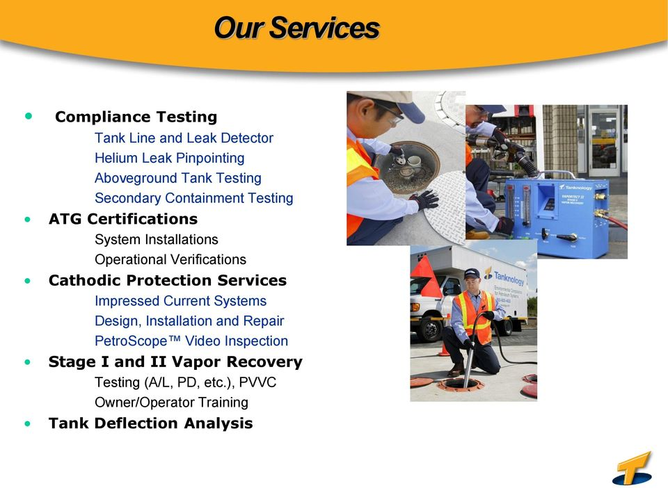 Cathodic Protection Services Impressed Current Systems Design, Installation and Repair PetroScope Video