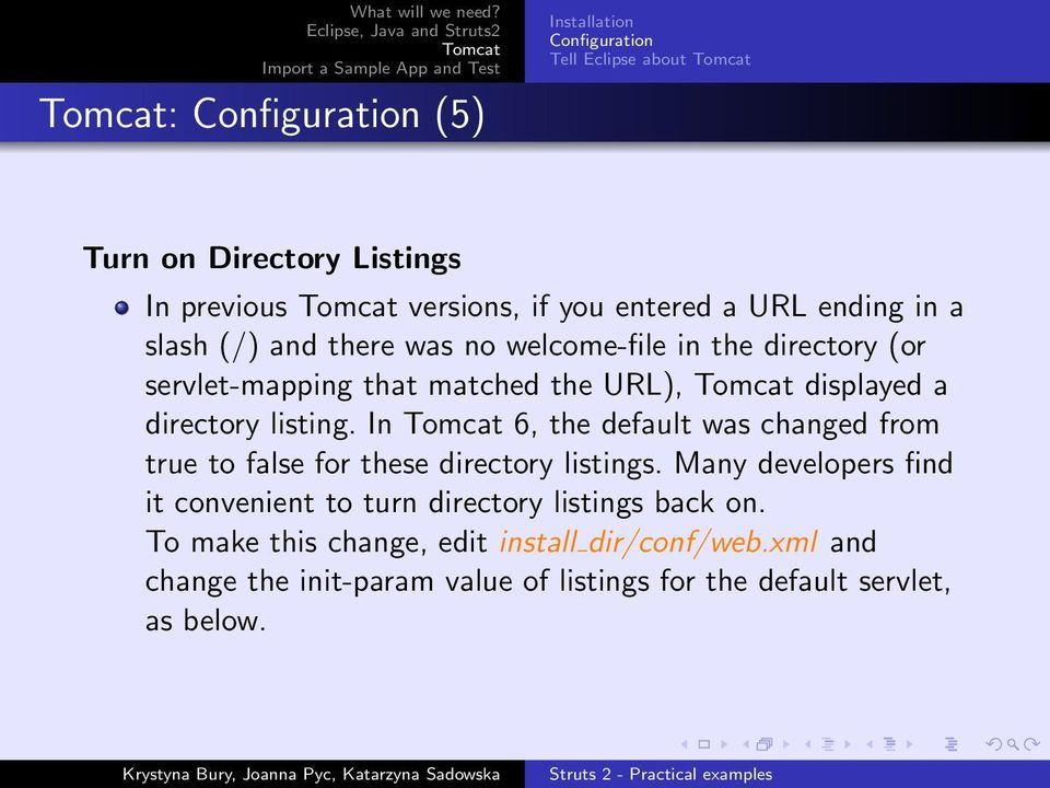 In 6, the default was changed from true to false for these directory listings.