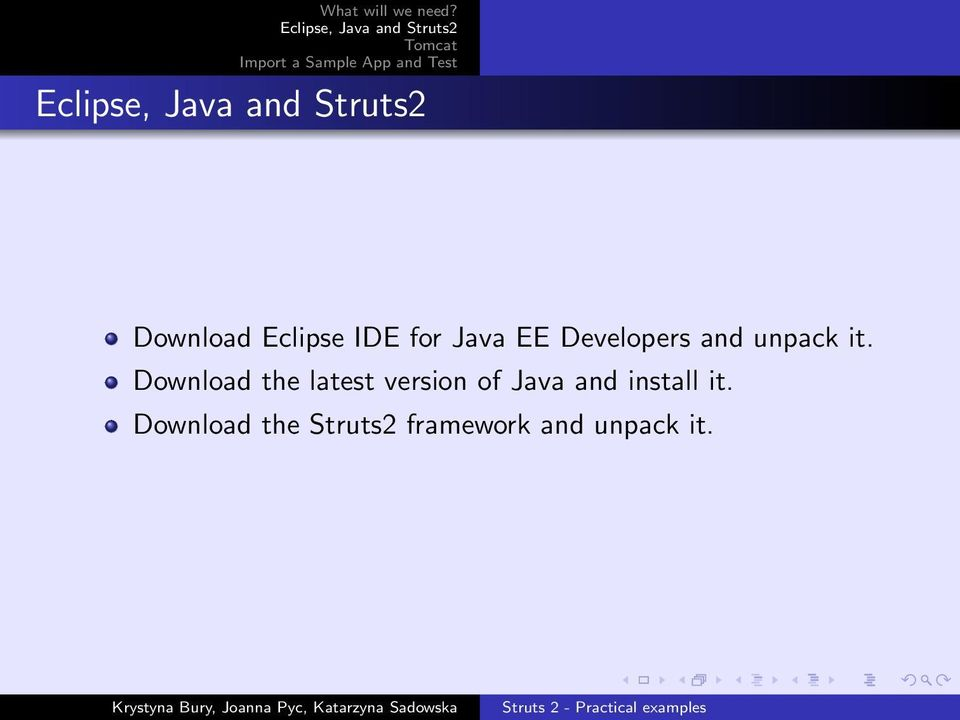 Download the latest version of Java