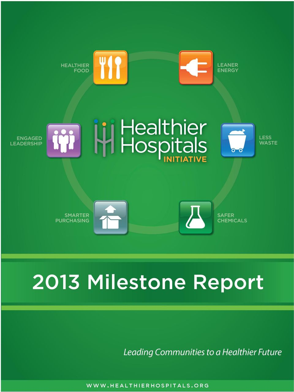 Milestone Report Leading Communities to a Healthier