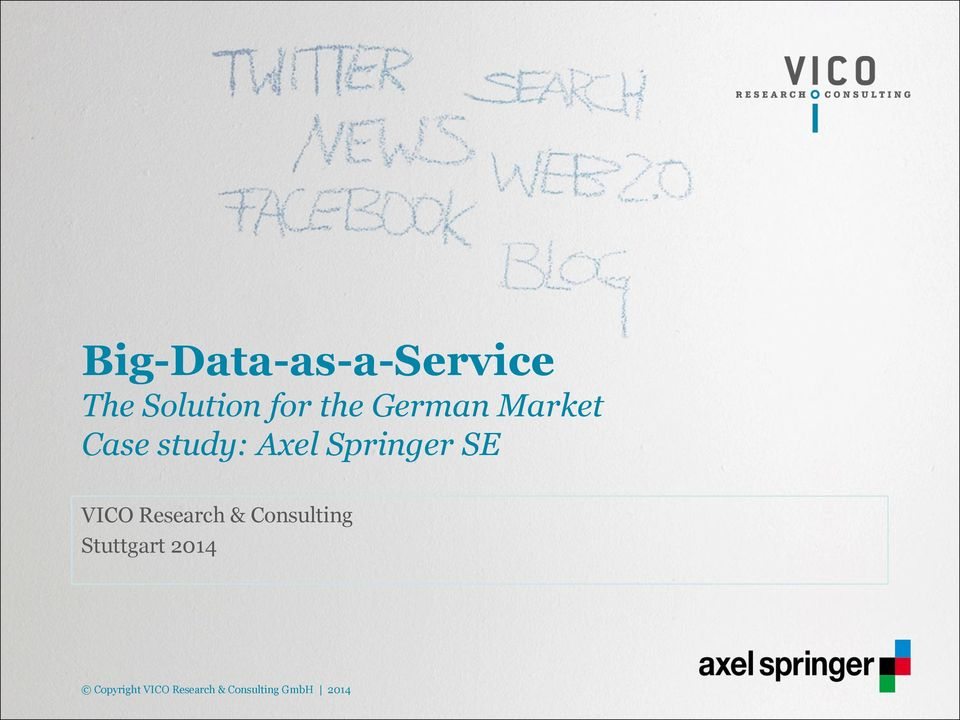 Case study: Axel Springer SE