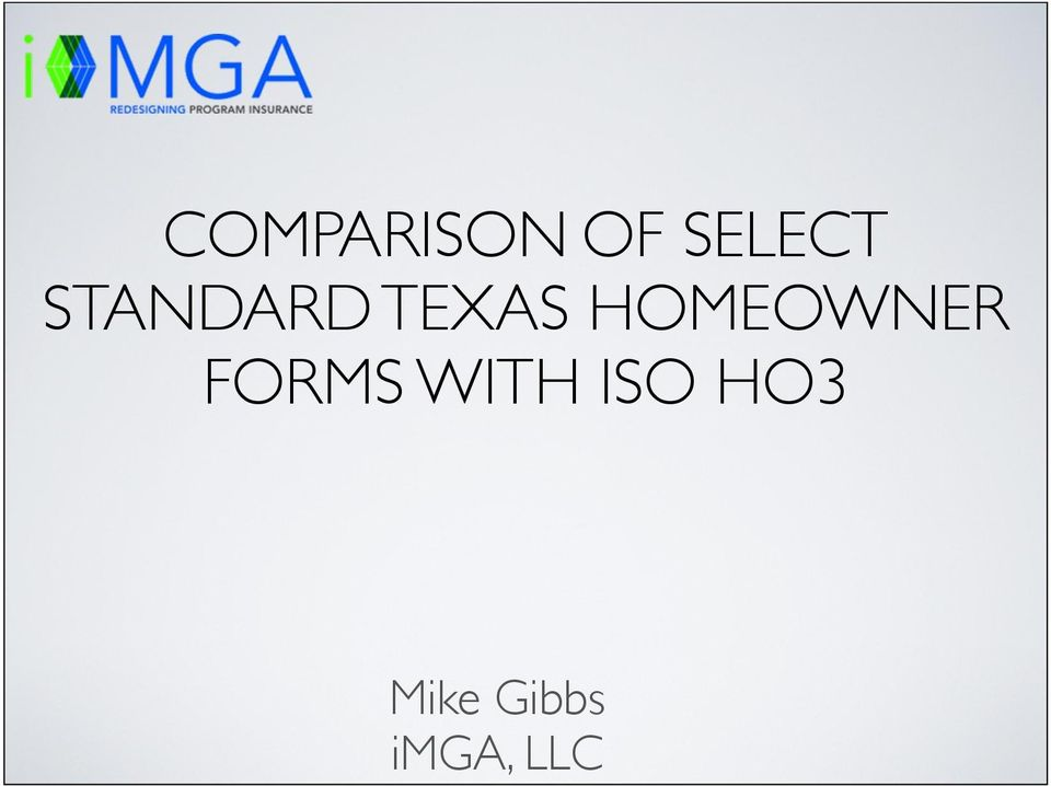 HOMEOWNER FORMS WITH