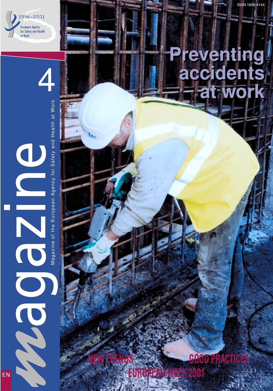 Magazine of the European Agency for Safety and