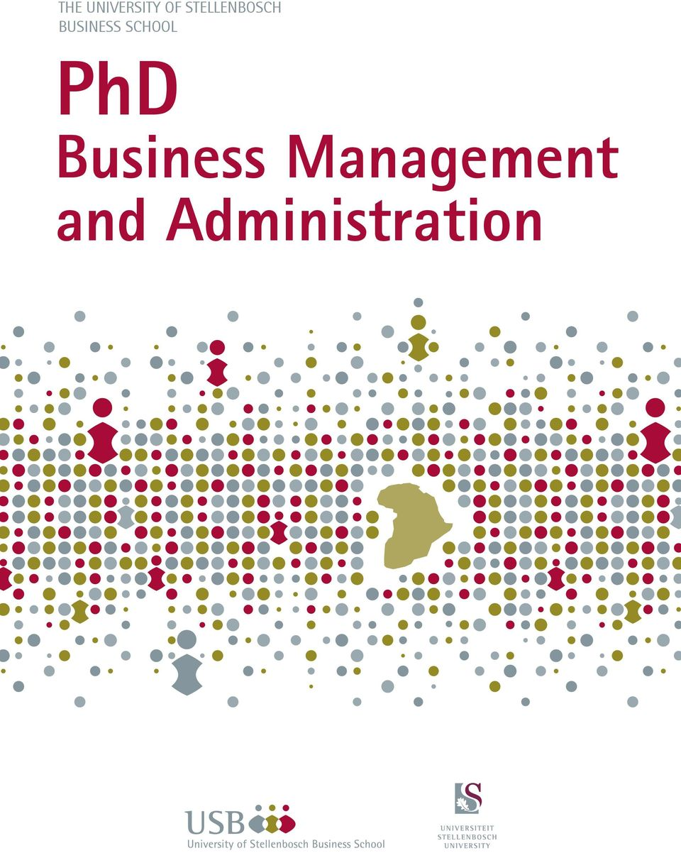 Management and Administration PAGE