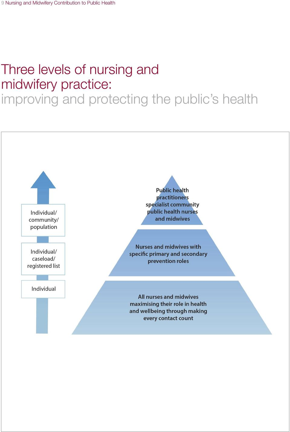 nursing and midwifery practice: