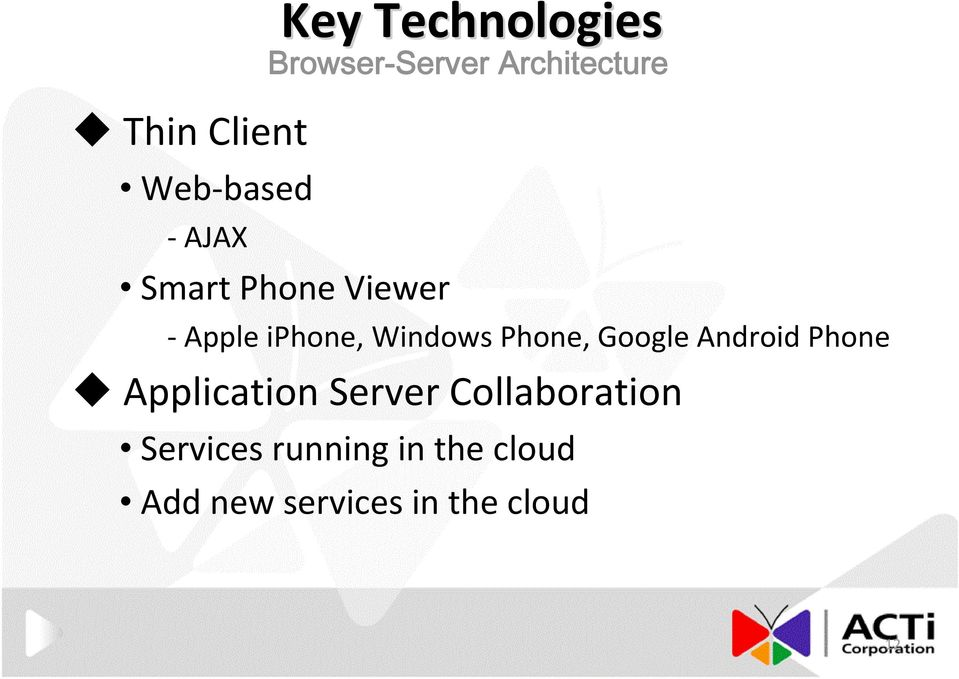 Phone, Google Android Phone Application Server