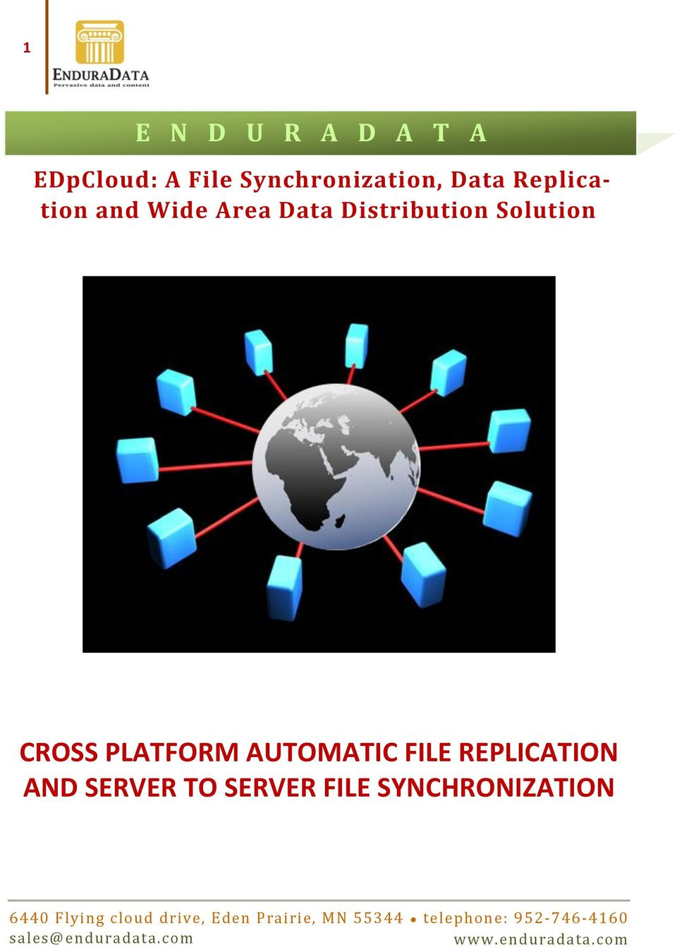 Data Distribution Solution CROSS PLATFORM