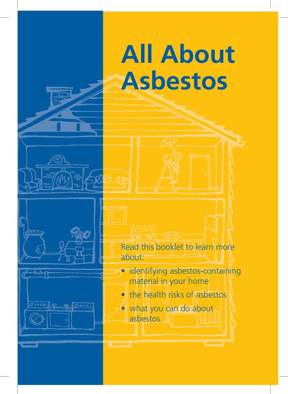 asbestos-containing material in your home