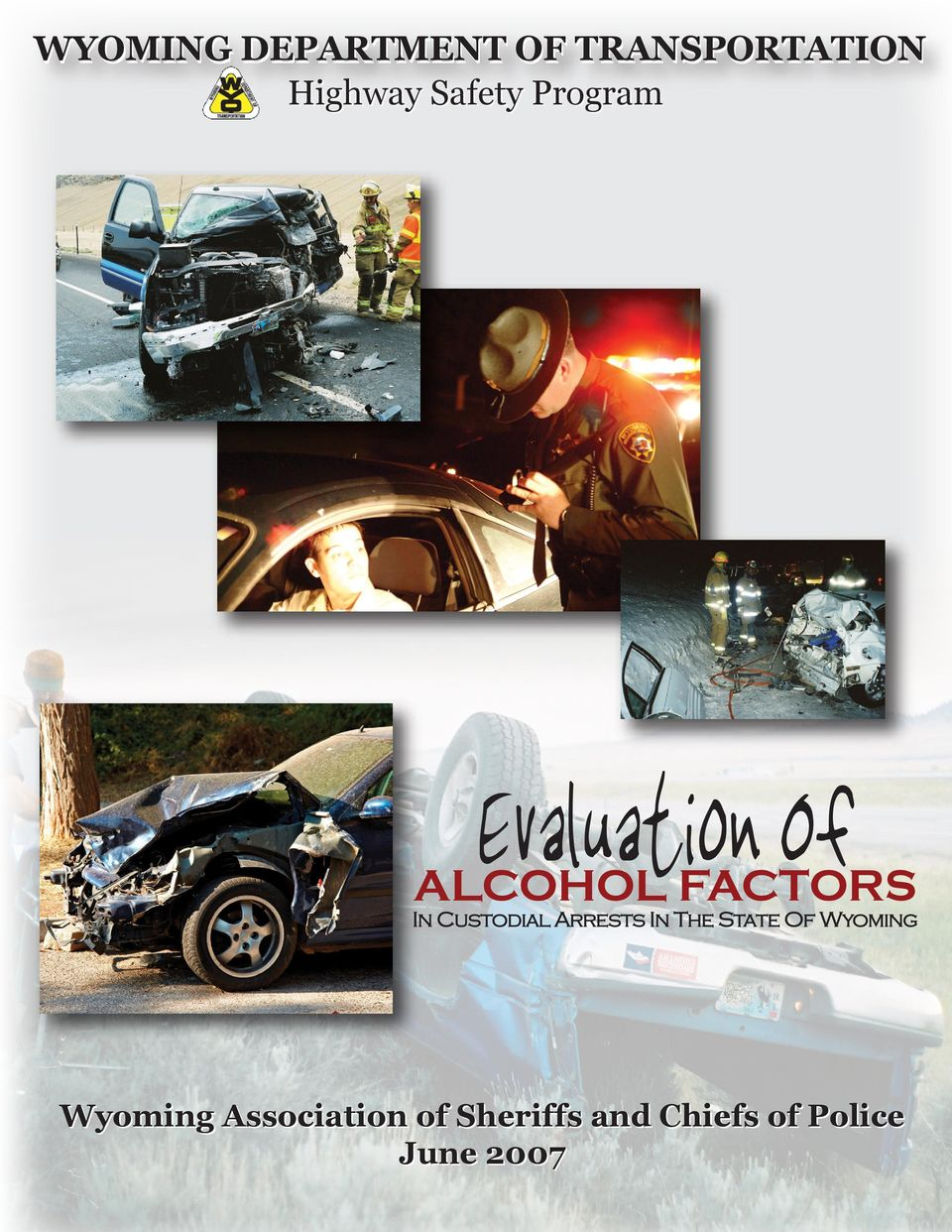 ALCOHOL FACTORS Wyoming Association