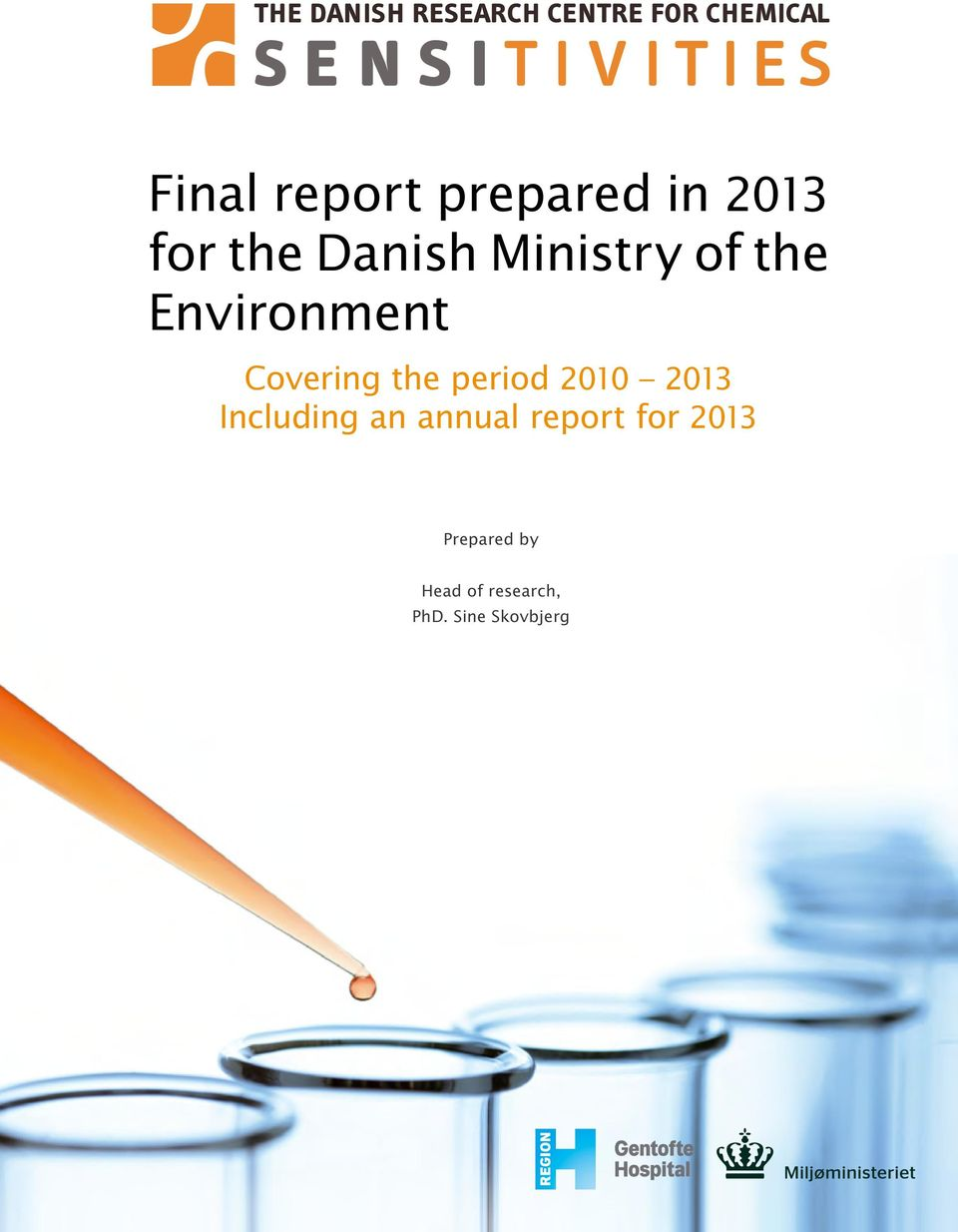 2010 2013 Including an annual report for 2013
