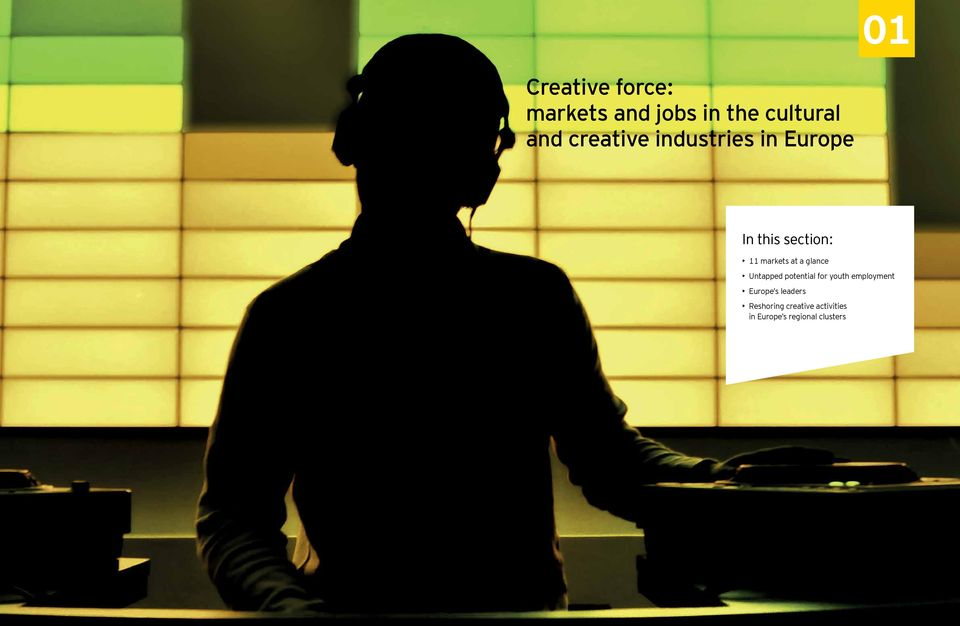 a glance Untapped potential for youth employment Europe s