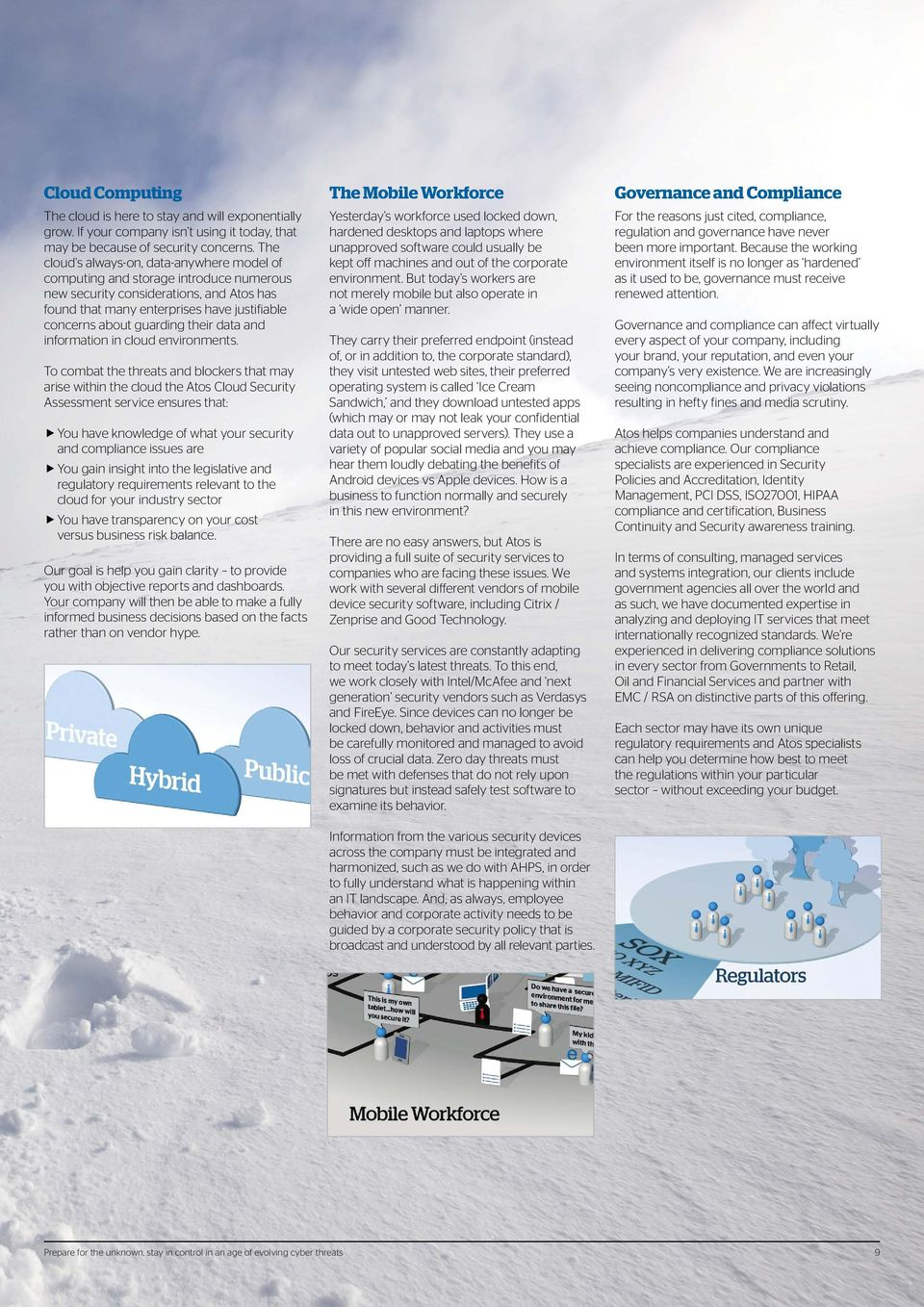 their data and information in cloud environments.