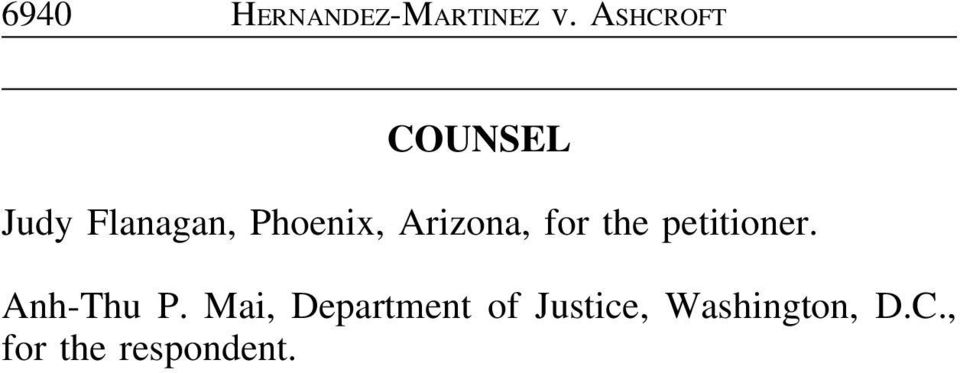 Arizona, for the petitioner. Anh-Thu P.
