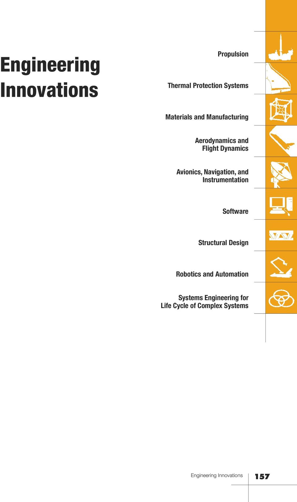 Avionics, Navigation, and Instrumentation Software Structural Design