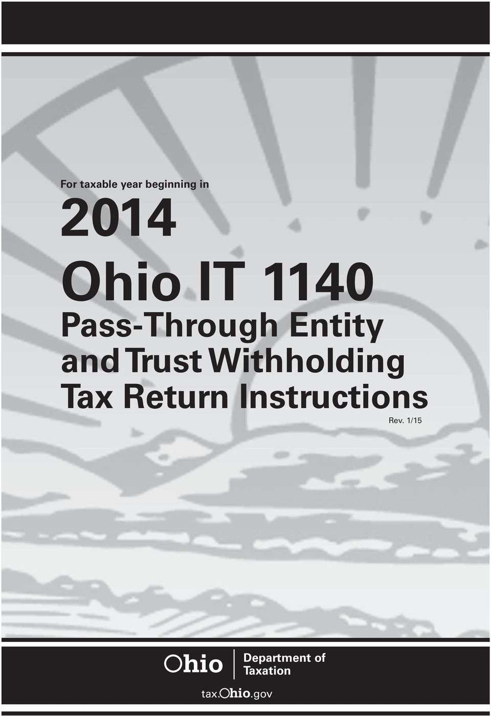 Trust Withholding Tax Return