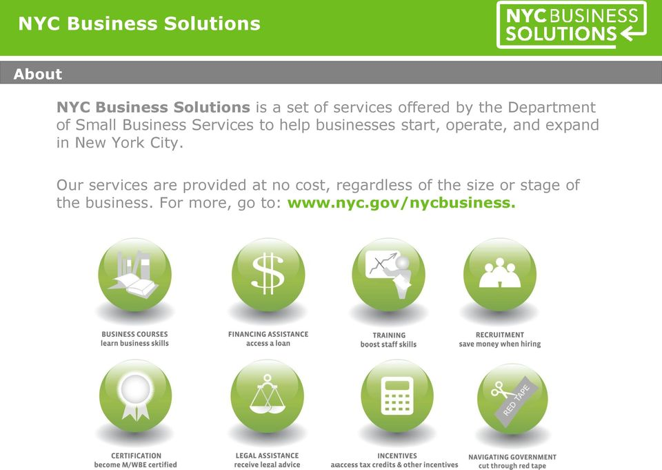 operate, and expand in New York City.