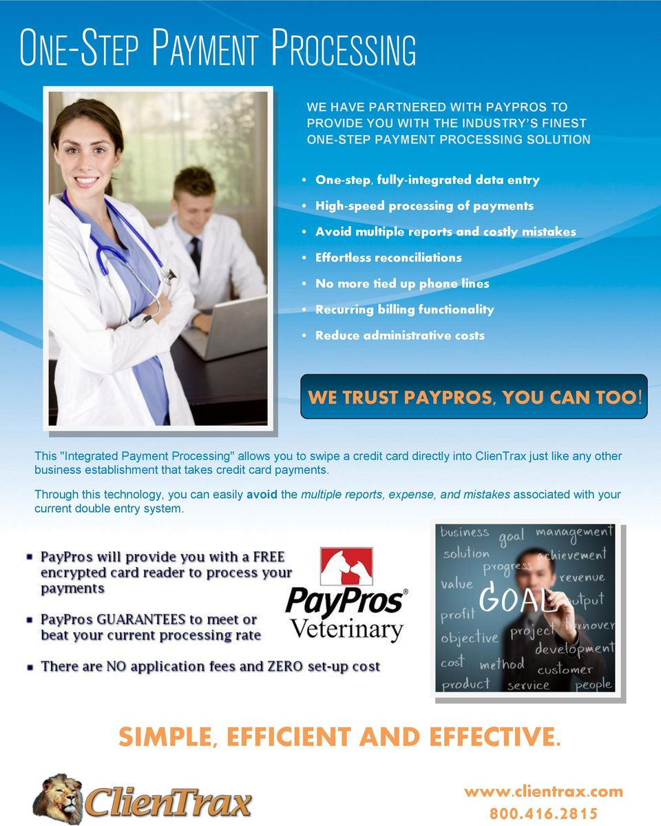 costs WE TRUST PAYPROS, YOU CAN TOO!